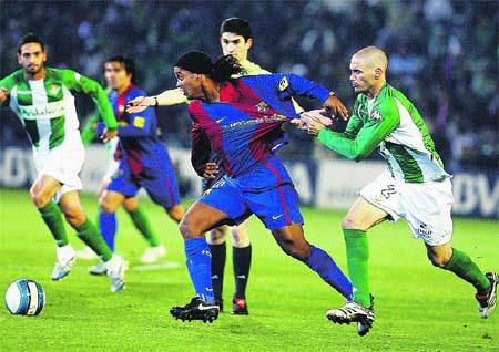 Sólo manda el Barça
