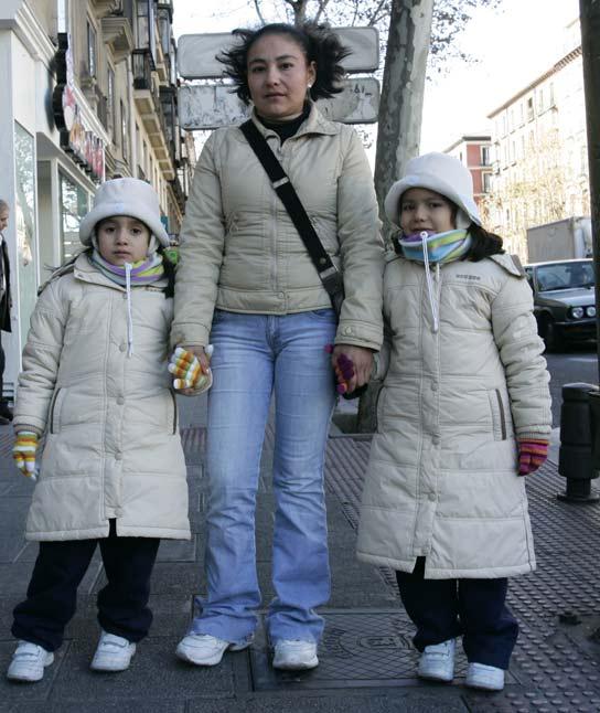 Sillvia Rosili, madre trabajadora