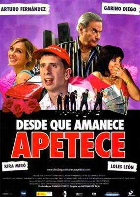 'Desde que amanece apetece', la peor película española de 2006