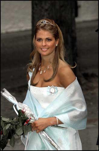 Más Princesa Potente La MagdalenaSueca qScR543AjL