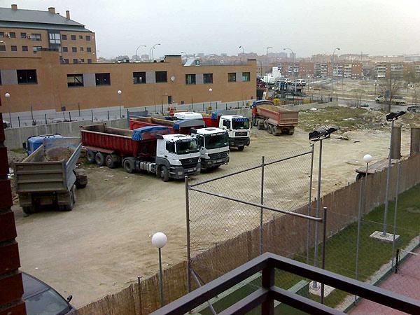 Aparcamiento de camiones - 2 1