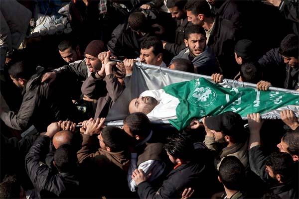 Violencia en Gaza