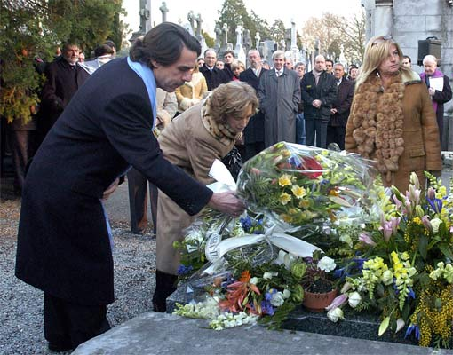 Homenaje a Gregorio Ordóñez