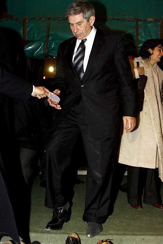 Pauol Wolfowitz