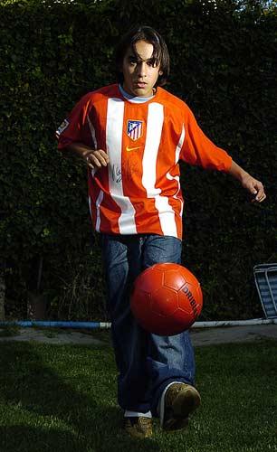 Wenger se fija en Koke, del Atlético B 555745