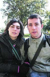 Cristina y Oriol