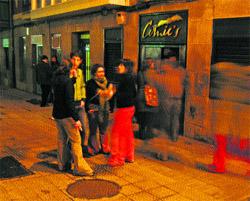 Los 'after del centro de Bilbao ponen la MTV para sortear la ley