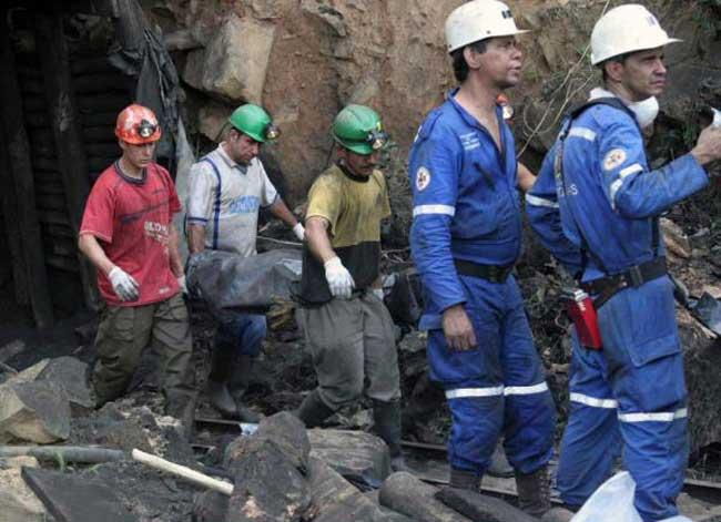 Colombia explosión minas