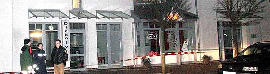 Asesinatos en el restaurante chino
