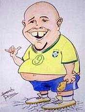 Mas imagenes de Ronaldo!