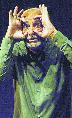 Héctor Alterio se mete en 'El túnel' de Sábato