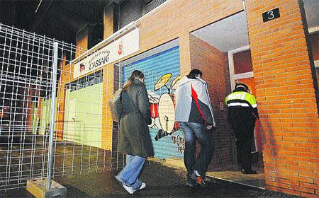 28 desalojados en Lleida vuelven a sus casas