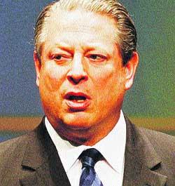 Gore pide a España que lidere la lucha contra