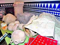 Recuperan 300.000 piezas robadas en yacimientos