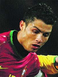 Cristiano Ronaldo, comienza la guerra