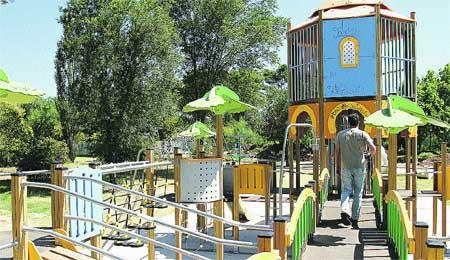 La mayor zona para los niños de Córdoba abrirá en un mes