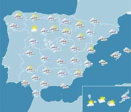 Lluvias en toda España. (20minutos.es)