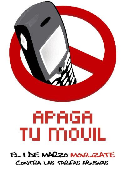 Logotipo para el 'Día sin móvil'