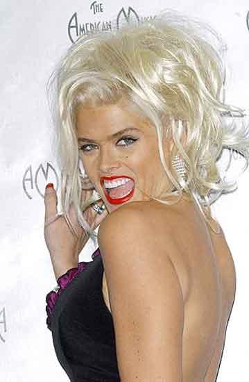 Muere la ex playmate Anna Nicole Smith