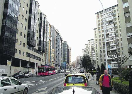 Un barrio en renovación