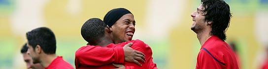 Etoo Ronaldinho
