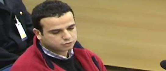 Basel Ghalyoun declarando en el juicio del 11-M.