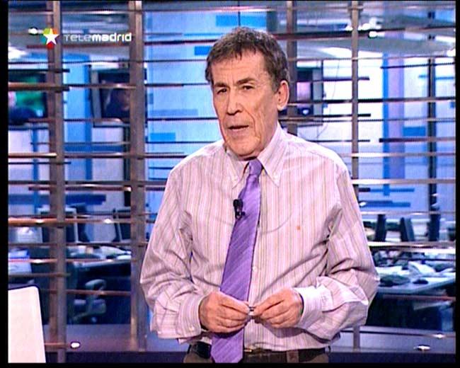 Sánchez Dragó en el 'Diario de la noche'