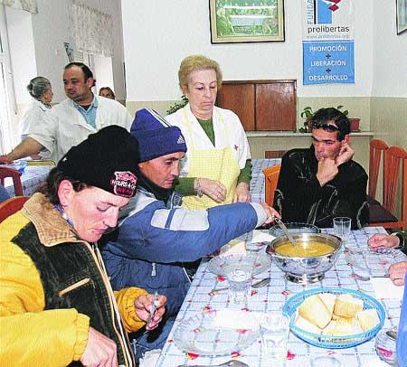 Voluntariado Madrid Comedores Sociales – Solo otra idea de imagen de ...