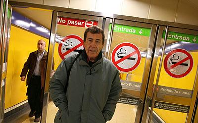 Dragó, en el Metro