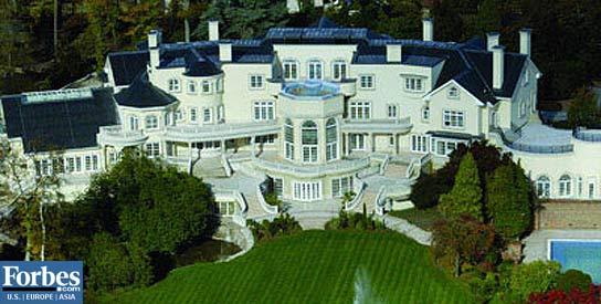Cu l es la casa m s cara del mundo for La mansion casa hotel telefono