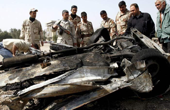 Atentado de Irak