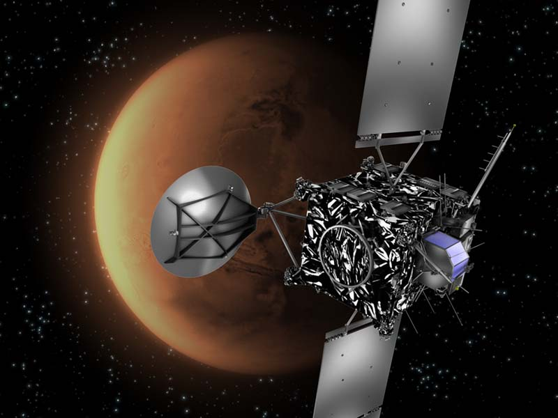 Rosetta, una nave europea