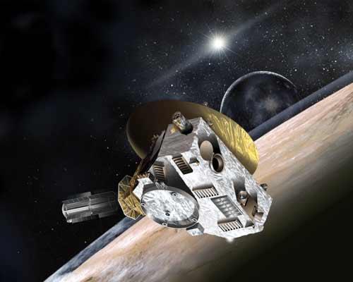 La sonda 'New Horizons' recibe hoy 'un empujón' de Júpiter