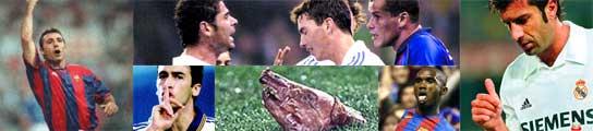 Momentos Barcelona - Real Madrid