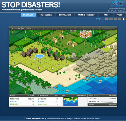 Stop Disaster!