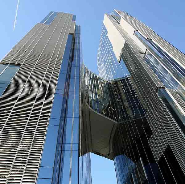 Edificio de Gas Natural en Barcelona