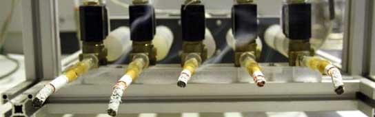 Catalizador de tabaco