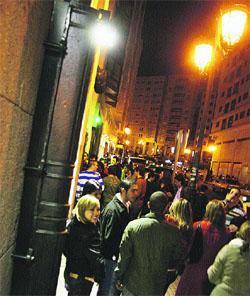 Vigo es la ciudad más ruidosa de toda Galicia