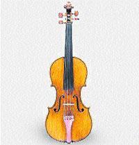 Guardaespaldas para un violín stradivarius