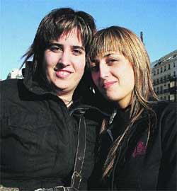 Cristina y Marta