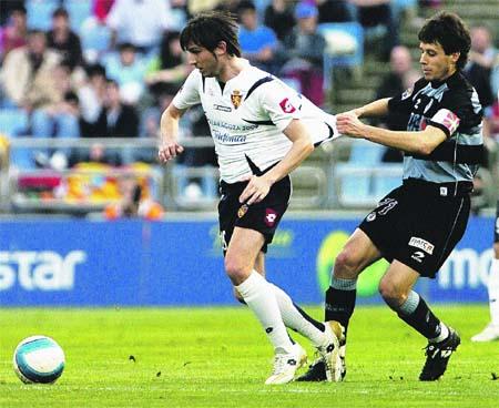 El Zaragoza remonta
