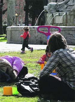 Zaragoza, de las ciudades con menos zonas verdes