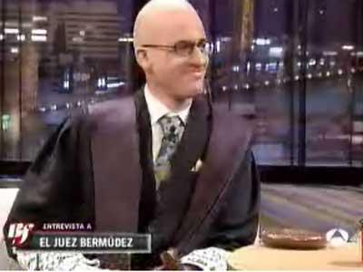 El Juez Gómez Bermúdez imitado por el Neng (Antena 3 Tv)