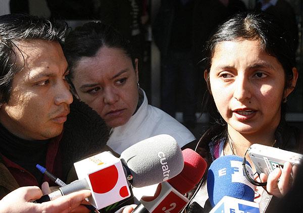 Marcelo Pillalaza, padre de uno de los bebés fallecidos en el 12 de octubreMarcelo Pillalaza, padre de uno de los bebés fallecidos en el 12 de octubre