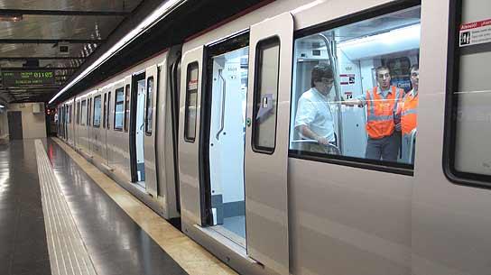 Linea 4 del Metro
