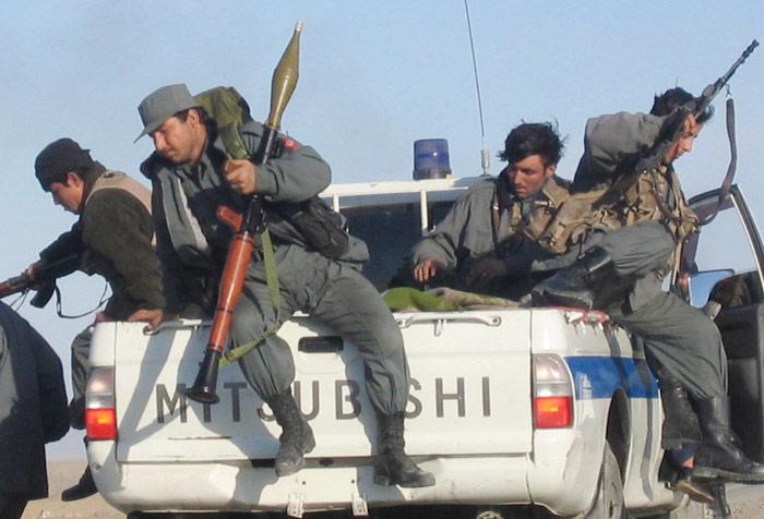 Violencia en Afganistán