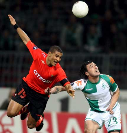 Almeida, del Werder Bremen
