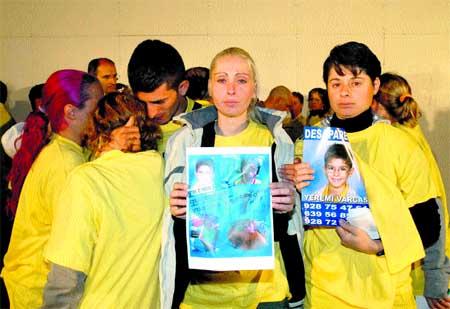 El Ejército se suma a la búsqueda del niño canario desaparecido