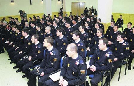 Refuerzo policial para A Coruña