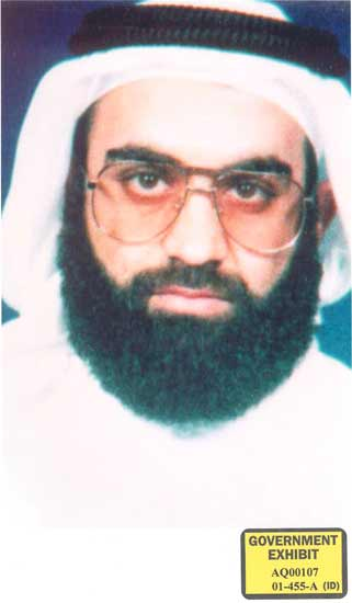 Jalid Sheij Mohamed, el presunto cerebro del 11-S